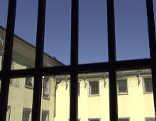Gefängnis Justizanstalt Klagenfurt Gitterstäbe