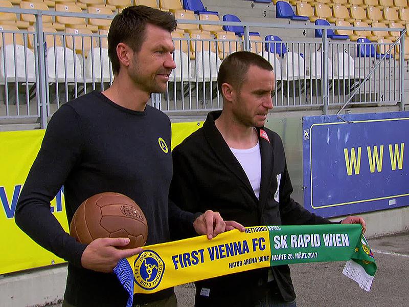Markus Katzer und Steffen Hofmann