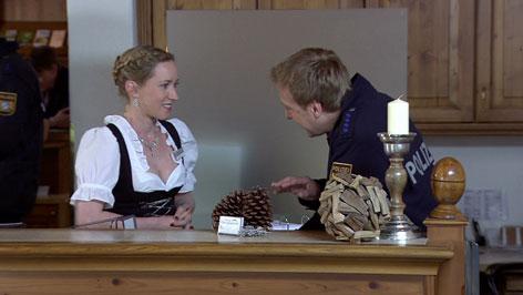 Rosenheim-Cops zu Gast in Salzburg