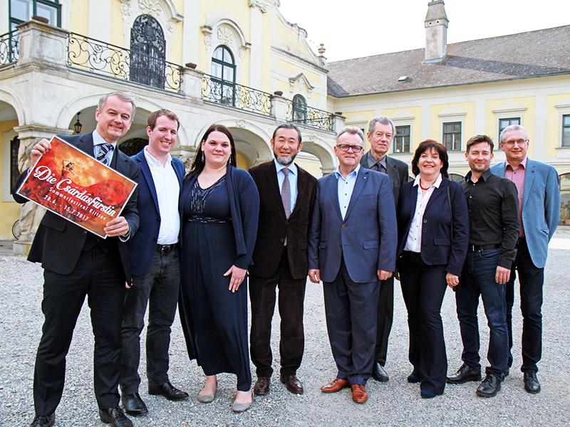 Wiener Blut - Sommerfestival Kittsee 2020   Billets 2020