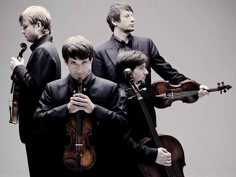 Apollon Musagete Quartett Schloss Walpersdorf