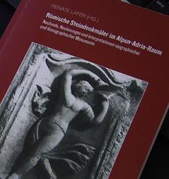 Steindenkmäler Alpen Adria Raum Buchcover