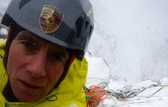 Thomas Bubendorfer Eiskletterer Bergsteiger Alpinist