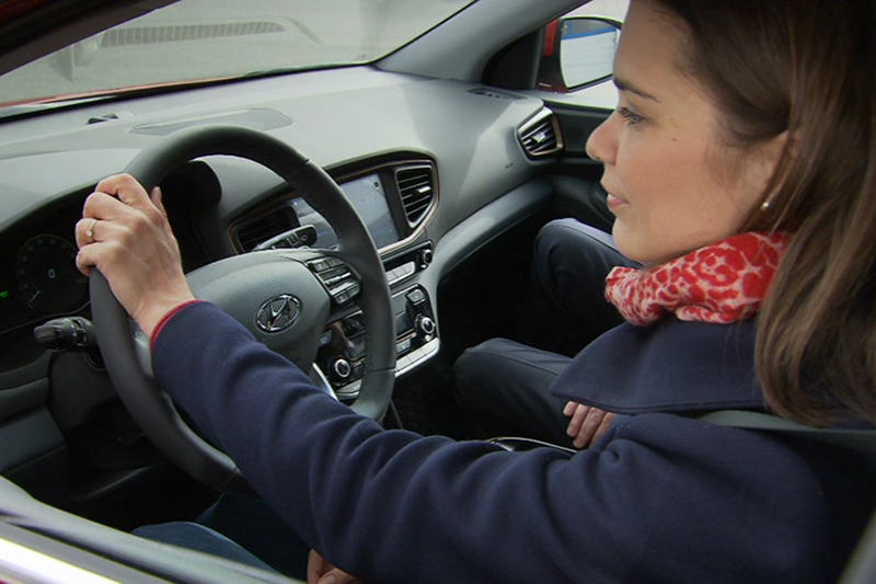 Test Elektroauto