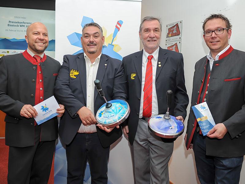 Organisationskomitee Eisstock WM 2018 Amstetten Winklarn