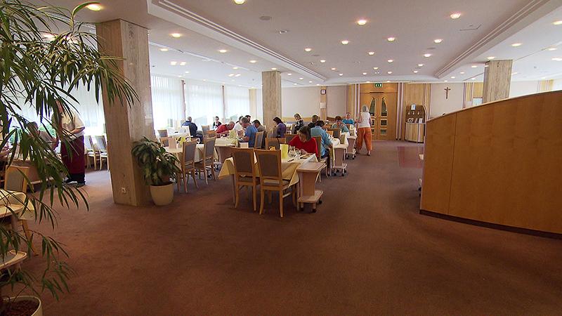Spiesesaal in Marienkron