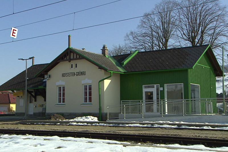 Kulturerbe Bahnhofsmuseum Mariazellerbahn