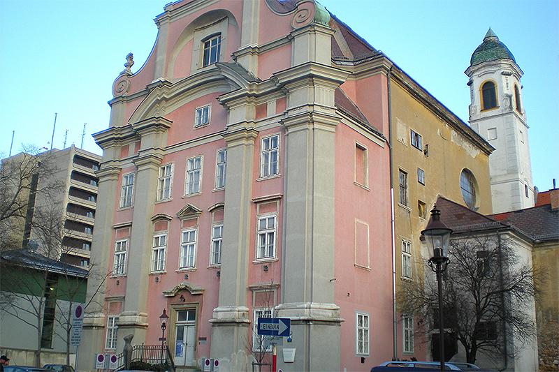 Karmeliterkirche Wiener Neustadt