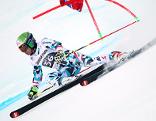 Skifahrer Meier