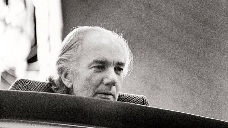 Thomas Bernhard 1988