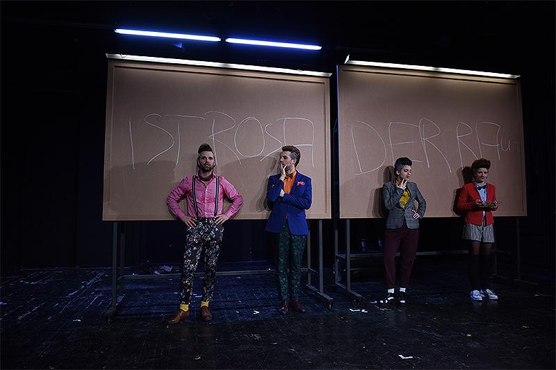 Landestheater Niederösterreich Utopia Ensemble