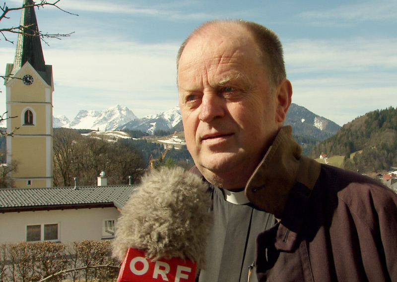 Windischgarsten Pfarrer Gerhard Maria Wagner