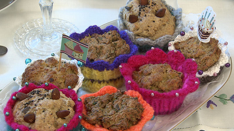 Breadcakes Kochbuch neu Allergiker