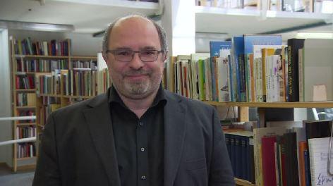 Robert Huez | Leiter des Literatushauses Wien