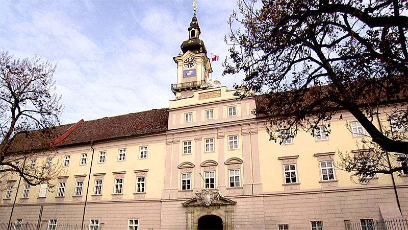 Das Landhaus in Linz