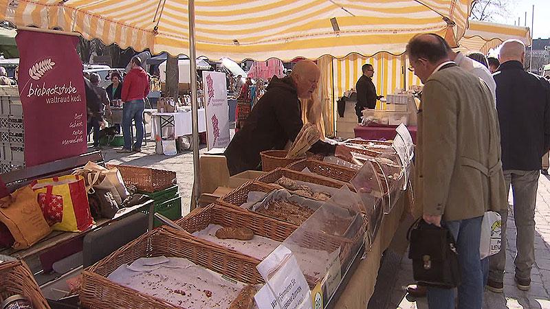 Wochenmarkt Oberwart