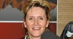 Moderatoren Volksmusik Christa Mair-Hafele