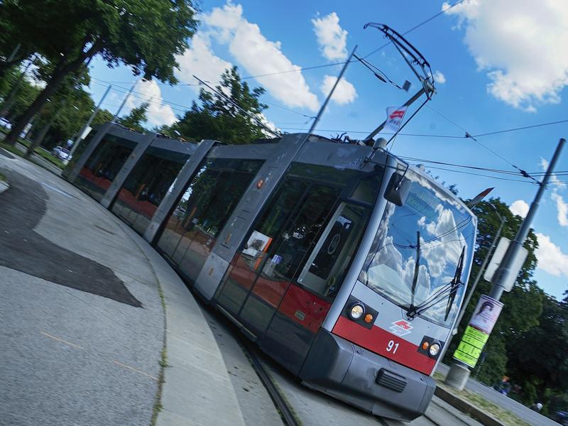 Linie 58 Straßenbahn