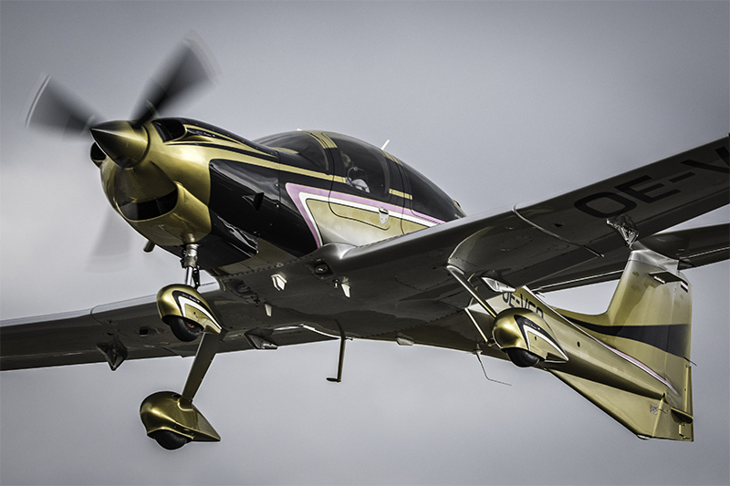 Diamond Aircraft DA50-V