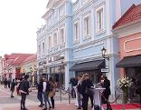 Eröffnung Outlet Parndorf