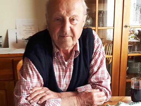 Franc Rehsmann pregon izseljenci pregnanci obletnica 75 april ZSP ZSI Ledince