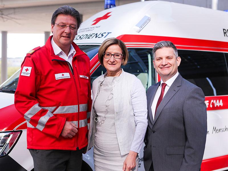 Schmoll, Mikl-Leitner und Androsch