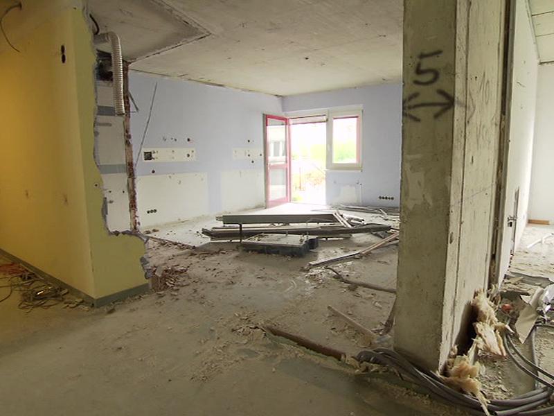 Hospiz-Umbau Rennweg