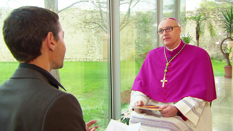 Osterbotschaft vom Bischof Ägidius Zsifkovics