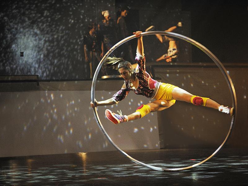 Festspielhaus St. Pölten Programm 2017 Cirque Eloize