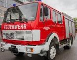 Stadt Salzburg spendet Feuerwehr-Lkw für Bosnien