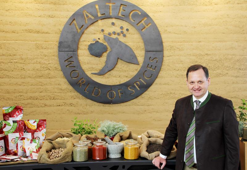 Zaltech International CEO Helmut Gstöhl