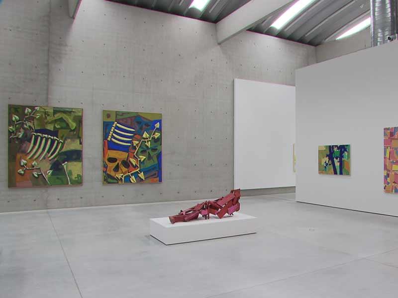 Liaunig Museum Eröffnung 2017
