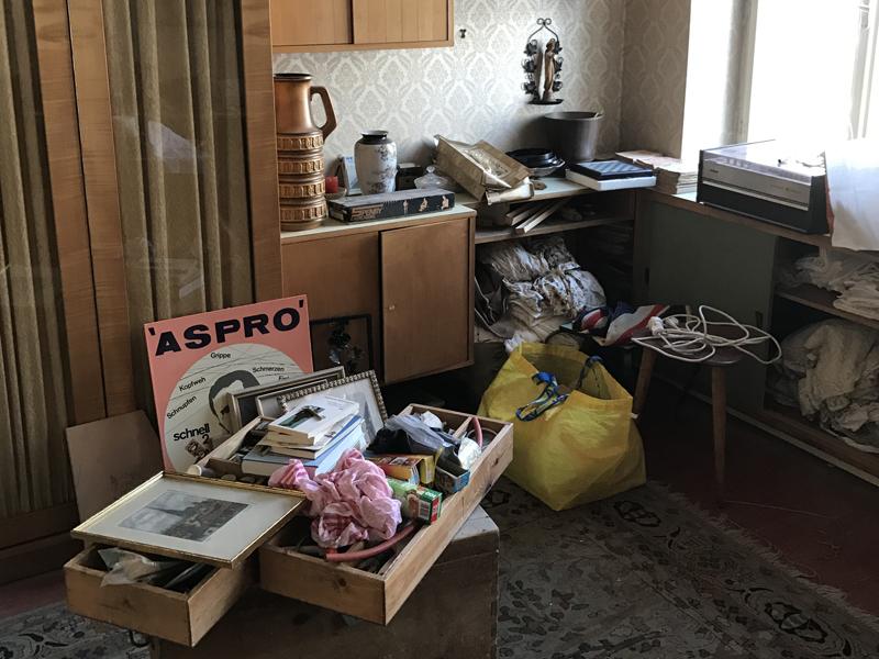 Nachlass Wohnung