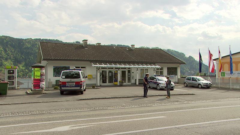 Sattendorf Regal zusammengebrochen Tourismusverband
