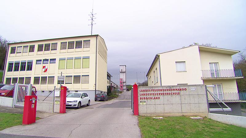 Renovierung Landesfeuerwehrkommando und Landesfeuerwehrschule Finanzierung