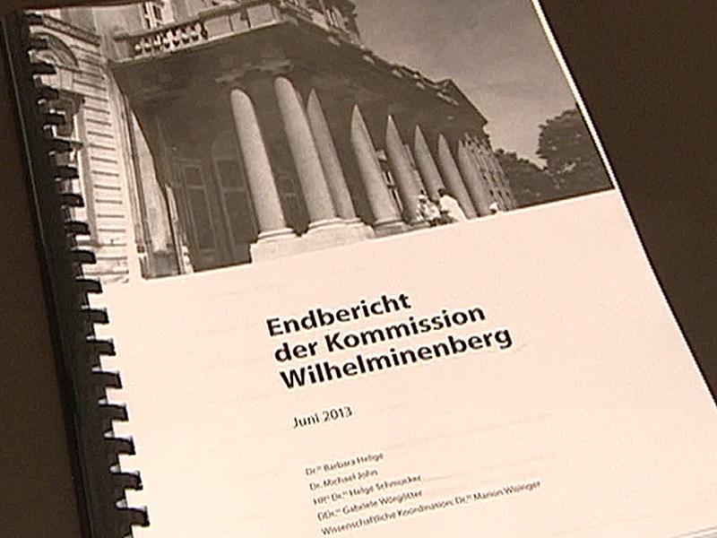 Kommissionsbericht zu Schloss Wilhleminenberg Missbrauchsvorwürfe