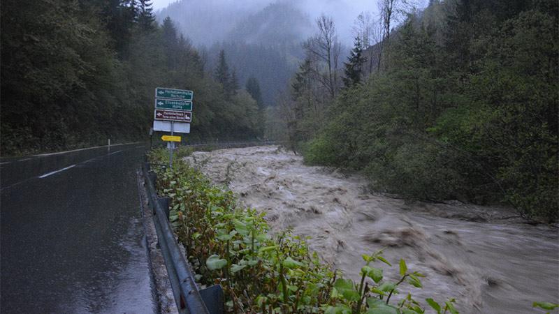 Hochwasser Ebriacherbach