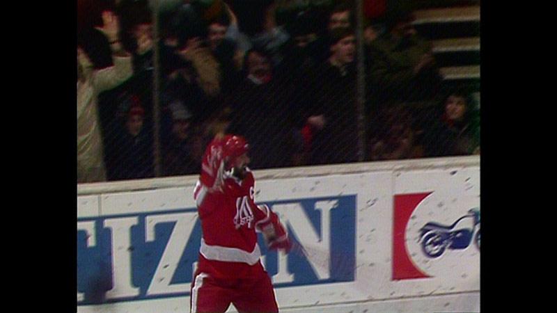 Rudi König KAC Eishockey Legende