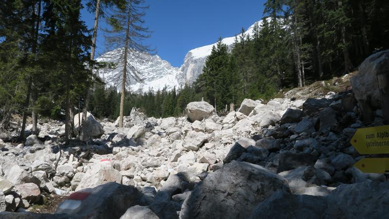 Rundtour Alplhütte