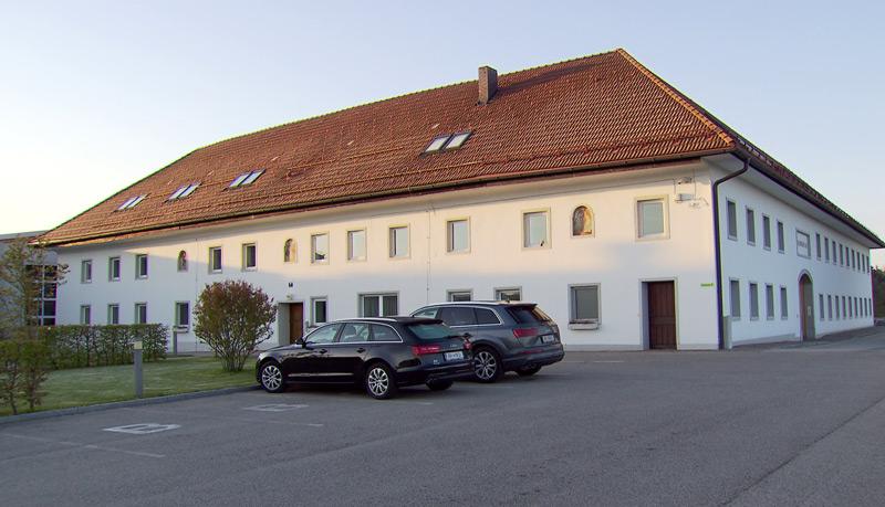 Lebensmittel Großhändler, Gastro-Zulieferer Kröswang, Firmensitz Grieskirchen