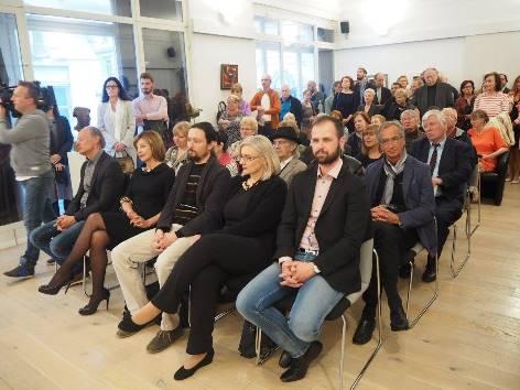 Ausstellung Milan Laluha | Slowakisches Institut Wien