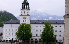 Residenzplatz wird neu gestaltet Salzburg Museum