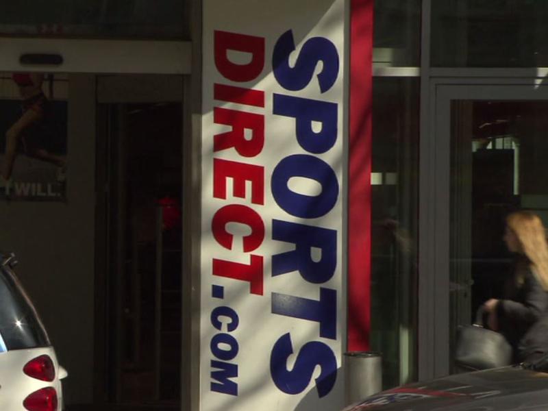 Sports Direct Filiale