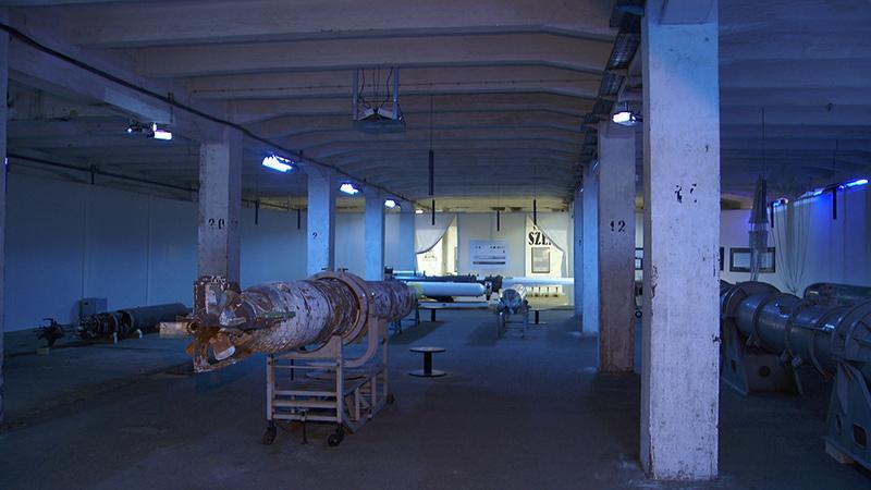 alte Torpedo Fabrik - verfallenes Haus - Gemäuer in Italien - Triest - Rijeka