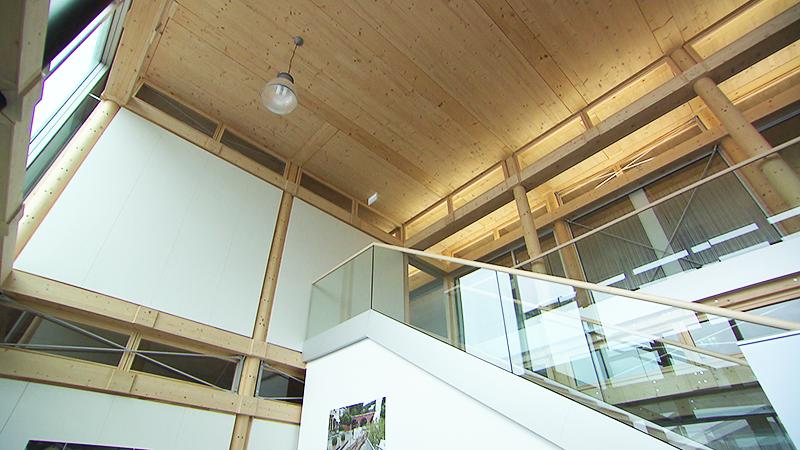 Neues STRABAG-Büro in Markt St. Martin