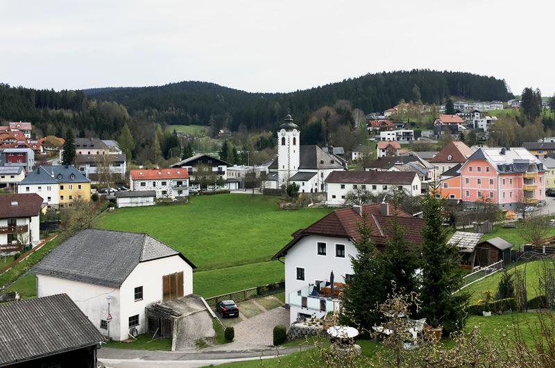 Vorderweißenbach, Mühlviertel