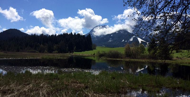 Egelsee in Abtenau