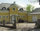 Die Villa des Vermissten 63 Jährigen an der Hellbrunner Allee in der Stadt Salzburg