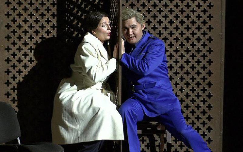 Norma Oper Graz Probe