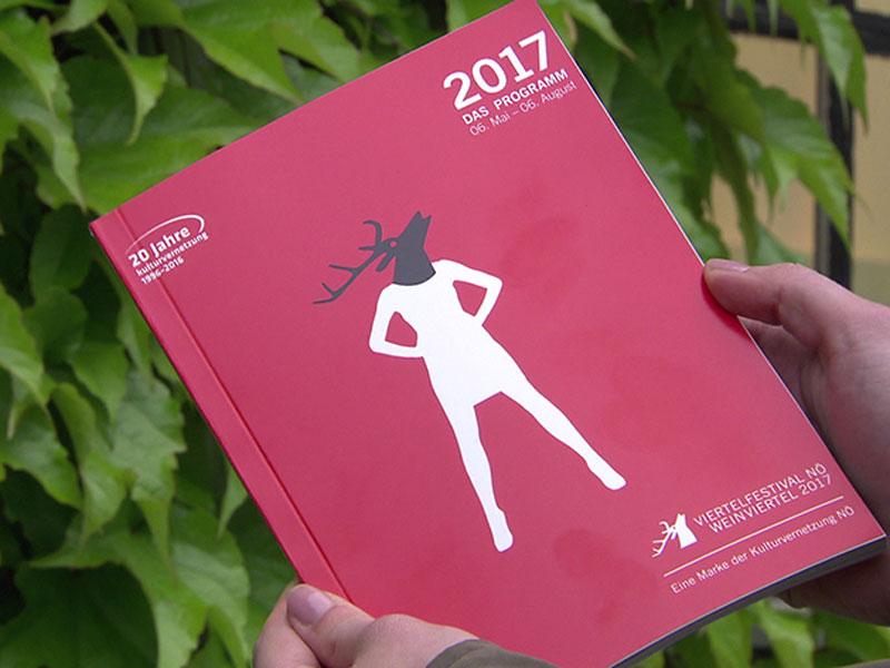 Viertelfestival Weinvierlte Eröffnung MAMUZ Programm